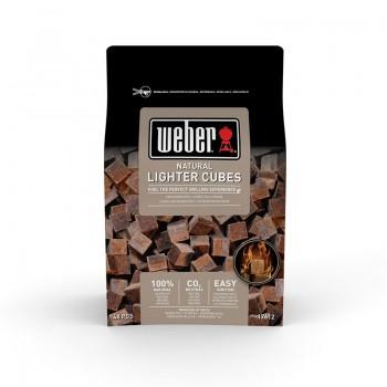 Weber Natural Lighter Cubes