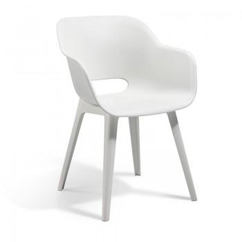 Akola Chair (белый)