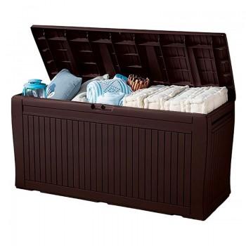 Comfy Storage Box 270L (коричневый)