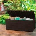 Brightwood Storage Box 454 L (коричневый)