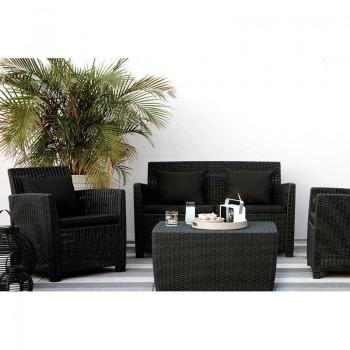 Corona Set With Cushion Box (графит)