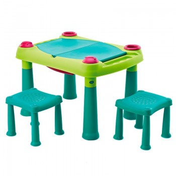 Creative Play Table (+ 2...