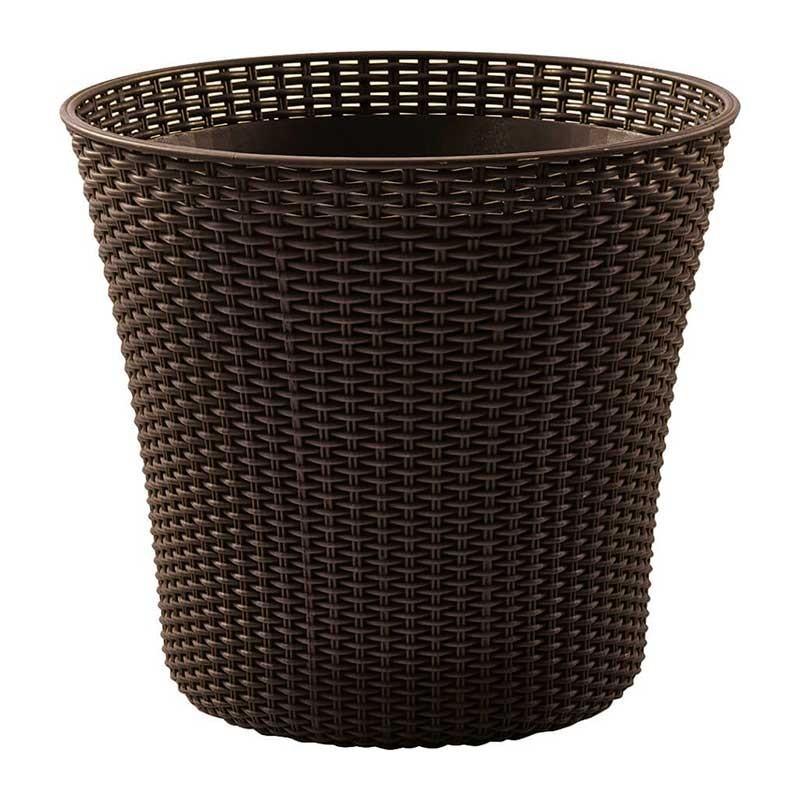 Conic Planter 56.5 L (коричневый)