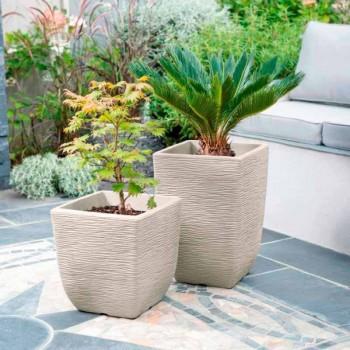 Square Cotswold Planter 32 cm (песочный) SAP 239267