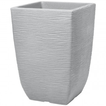 Tall Square Cotswold Planter 33 cm (известковый серый) SAP 239270