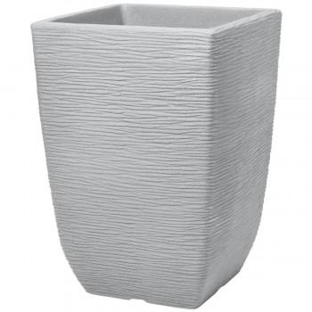 Tall Square Cotswold Planter 33 cm (известковый серый) SAP 239270