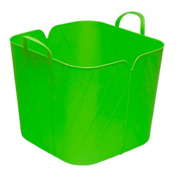 Square Tulip Flexi Tub 43L