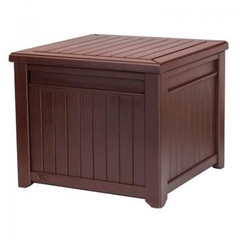 Keter Cube Wood 208L