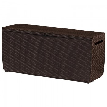 Rattan Storage Box Capri 302L (коричневый)