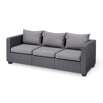Salta 3 Seater Sofa