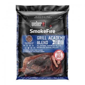Weber SmokeFire 190101