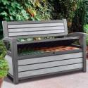Hudson Storage Bench