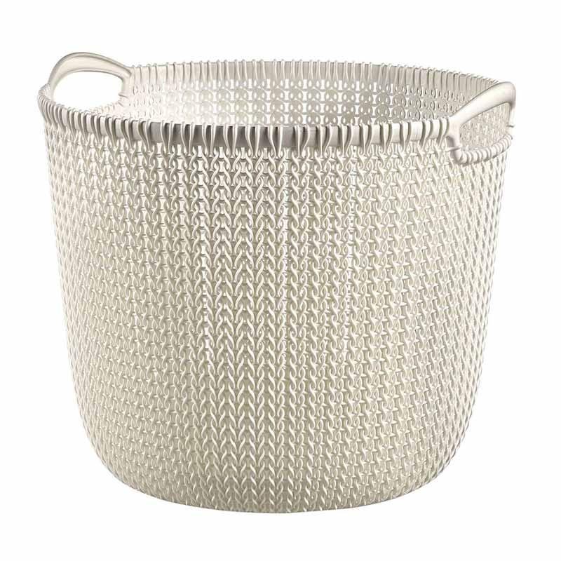 Knit L 30 (белая)
