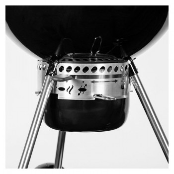 Weber Master Touch GBS E-5750 Black