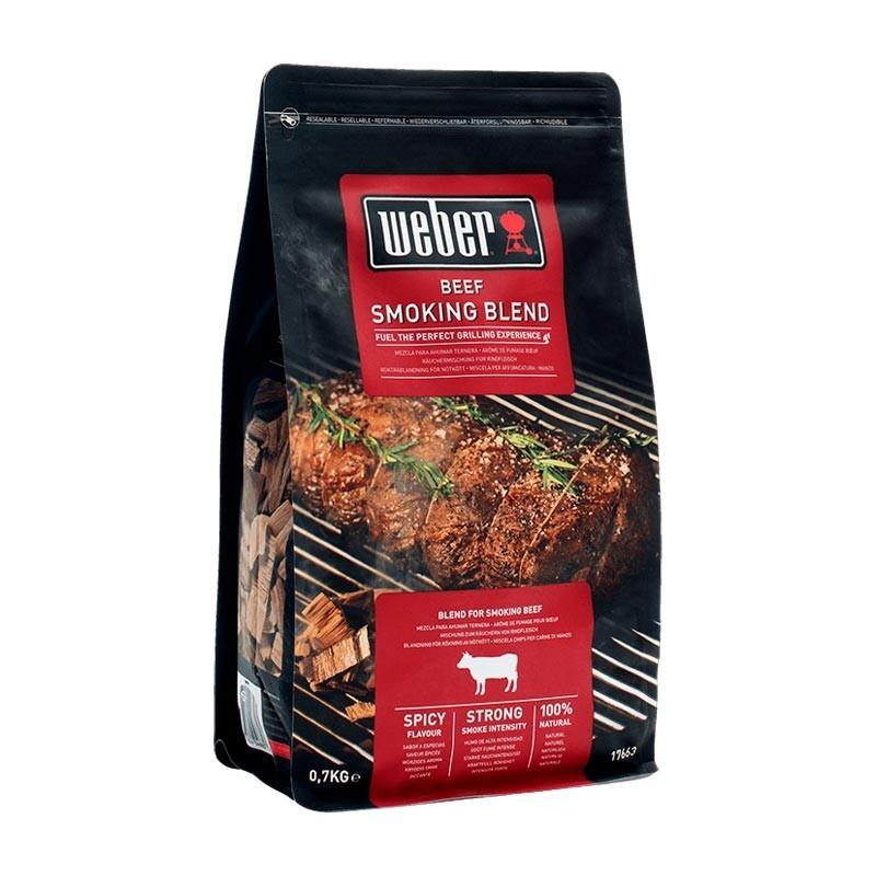 Weber Wood Chip Blend Beef