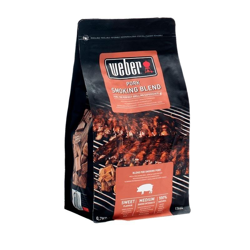 Weber Wood Chip Blend Pork