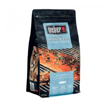 Weber Wood Chip Blend Seafood